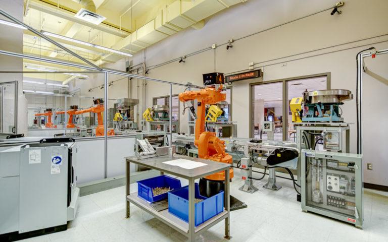 Génie de la production automatisée