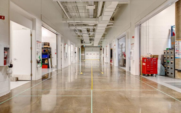 Ateliers et espaces de travail